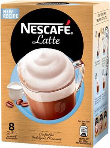 Cappuccino Nescafe, latte macchiato, 144g