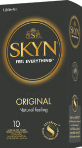 Kondomi Lifestyle, skyn, 10/1