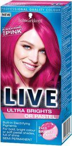 Barva SK, Live XXL, Ultra 93, šokantno roza