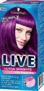 Barva SK, Live XXL, Ultra 94, punk vijolična