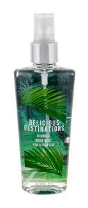 Sprej toaletni Delicious Destinations ženski, Jungle 100ml