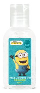 Dezinfekcijski gel Minions otroški, 50 ml