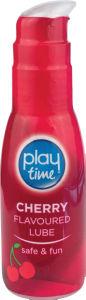 Lubrikant Play time, okus češnja, 75ml