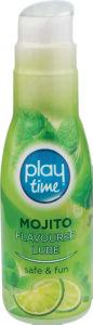 Lubrikant Play time, okus mohita, 75ml
