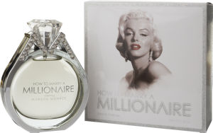 Parfum.voda Marilyn Monroe, Millionair, 50ml