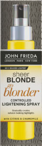 Blonder sprej za posvetlitev John Frieda, SB Go, 150g