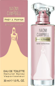 Toal.voda Naomi C.Pret a porter, Silk collection 3, 30ml
