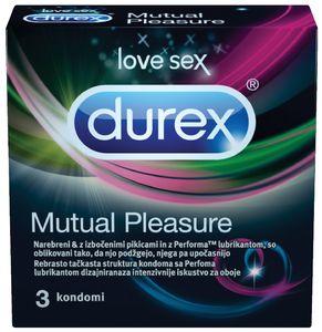 Kondomi Durex, m.plea.3'S