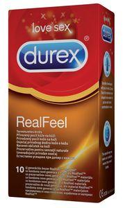 Kondomi Durex, real feel, 10/1