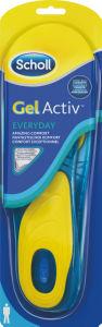 Vložki Scholl, gel everyday, moški, za čevlje