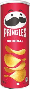 Čips Pringles, original, 165g