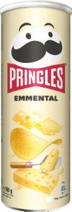 Čips Pringles, sir ementaler, 165g