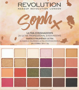 Senčila Makeup Revolution, 24/1