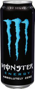 Energijski napitek Monster, Ab.zero, 0,5l