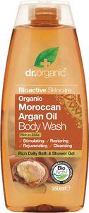 Tuš gel Dr.Organic z arganovim oljem, 250ml