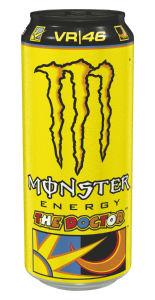 Energijski napitek Monster, rossi, 0,5l