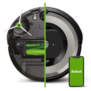 Sesalec robotski Roomba e5154