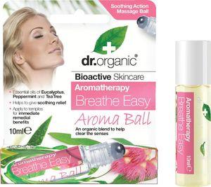 Roll-on Dr.Organic, aroma breathe easy, 10ml