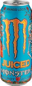 Energ.napitek Monster, Mango Loco, 0.5l