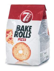 Prepečenec Bake Rolls, pica, 70g