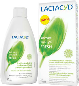 Gel Lactacyd, fresh, 200ml