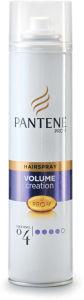Lak za lase Pantene, ex.hold volume, 250ml