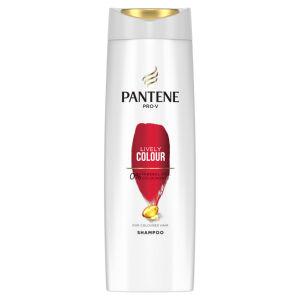 Šampon za lase Pantene, Lively color, 400ml