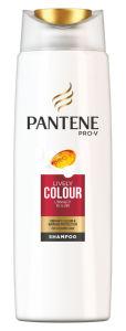 Šampon Pantene, sijajne barv.lase,250ml