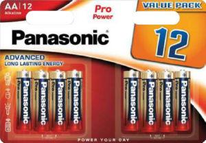 Baterijski vložki Panasonic, Pro Power AA, 12/1