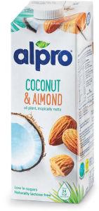 Napitek Alpro kokos mandelj, 1l