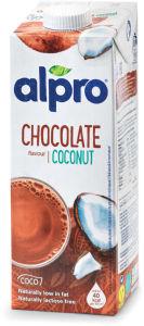Napitek Alpro, kokos čok.s kalcijem invit.,1l