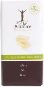 Bela čokolada, brez dodanega sladkorja, 100g