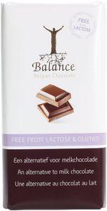 Riževa čokolada Balance, brez glutena in laktoze, 85g