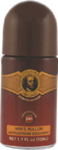 Dezodorant roll-on, Cuba gold, 50ml