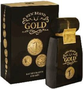 Toal.voda New brand, Gold, 100ml