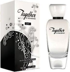Parf.voda New Brand, žen., Together, 100ml