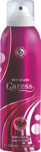 Dezodorant New brand, žen., Caress, 200ml