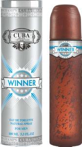 Toal.voda Cuba Winner moška 100ml