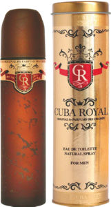 Toal.voda Cuba, Royal, moška, 100ml