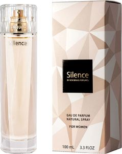 Parf.voda New Brand, žen., Silence, 100ml
