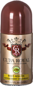 Dezodorant Cuba, Royal, moški, roll on, 50ml