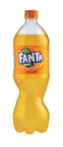 Fanta orange, 1l