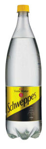 Schweppes tonic water, 1,5 l