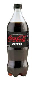 Coca Cola Zero, 1l