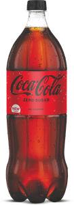 Coca Cola Zero, 1,5 l