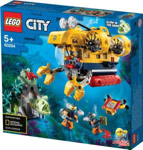 Lego City, Oceanska raziskovalna podmornica