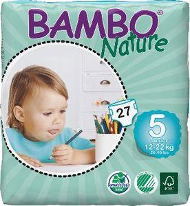 Plenice Bambo, nat., junior 5, 27/1