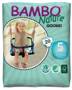 Plenice Bambo, pants, junior, 20/1
