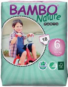 Plenice Bambo, pants XL, 18/1