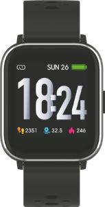 Smartwatch Denver, fitness, črna, SW-163